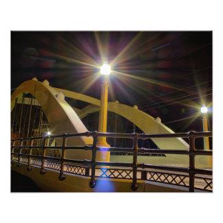 "Bridge 20"" x 16"" Print"