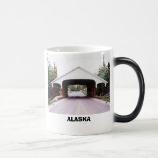 Bridge, ALASKA Magic Mug