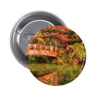 Bridge - Asian Delight Pinback Buttons
