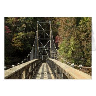 Bridge at Appalachia Powerhouse Card