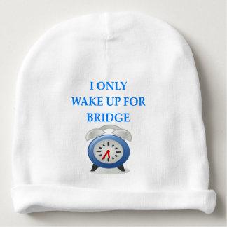 BRIDGE BABY BEANIE
