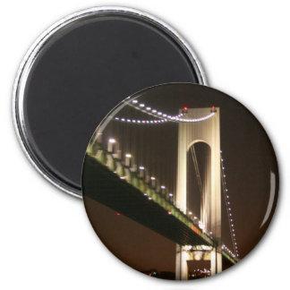 Bridge Closeup magnet