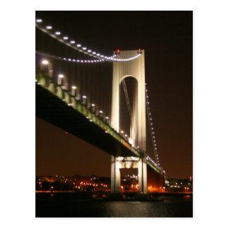 Bridge Closeup postcard