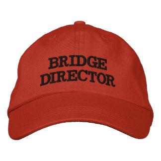 BRIDGE DIRECTOR CAP