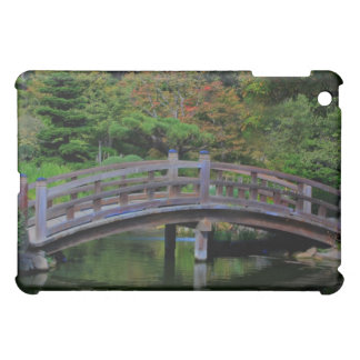 Bridge in a Japanese Garden, ipad iPad Mini Case