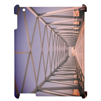 Bridge in Abu Dhabi [Evening remix]: Vintage Photo iPad Cover