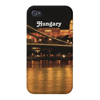 Bridge in Hungary iPhone 4 Cover