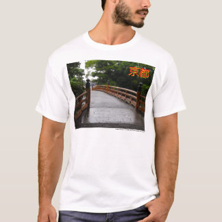 Bridge in Kyoto T-Shirt