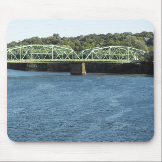 Bridge in the distance mousepads
