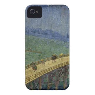 Bridge in the Rain  iPhone 4 Case