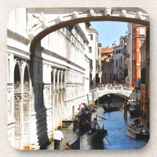 Bridge in Venice, Italy Coaster