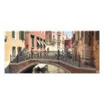 Bridge in Venice Italy Photographic Print