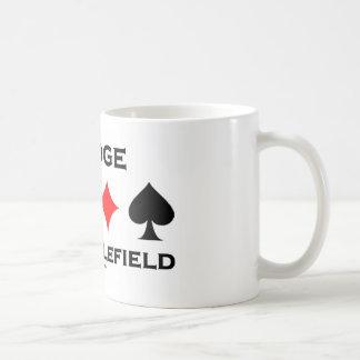 Bridge Is A Battlefield Coffee Mug
