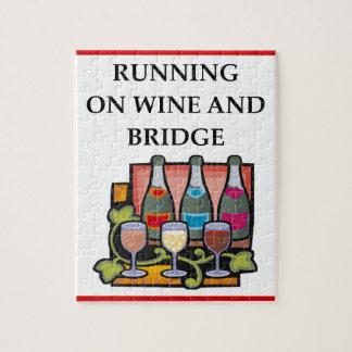 BRIDGE JIGSAW PUZZLE