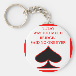 BRIDGE KEY RING
