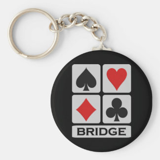 Bridge keychain