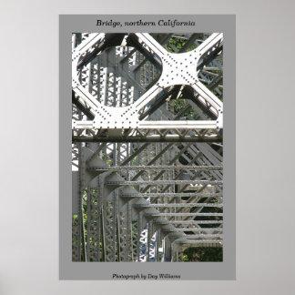 Bridge Northern California Print