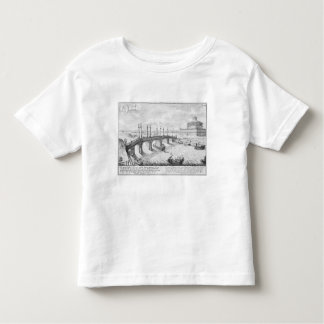 Bridge of Aelius and Hadrian's Mausoleum (Castel S Toddler T-Shirt