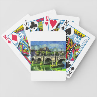 Bridge Of Angels Bicycle Playing Cards