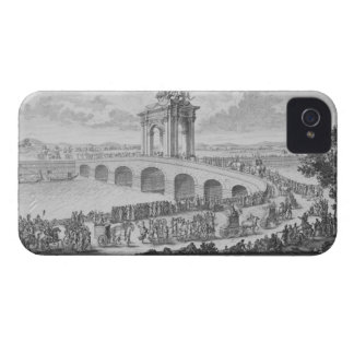 Bridge of Augustus on Via Flaminia, near Rimini, I iPhone 4 Case-Mate Cases