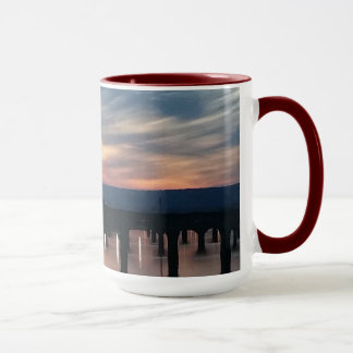 Bridge of Candles Mug