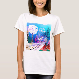 Bridge of joy and love T-Shirt