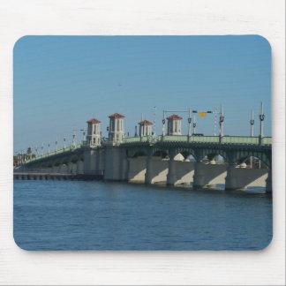 Bridge of Lions Mouse Pad