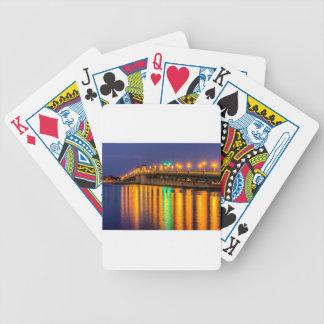 Bridge of Lions Poker Deck