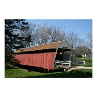 Bridge of Madison County, Iowa Poster