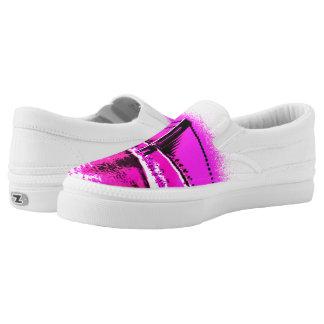 Bridge of Pink Dreams Z slipons Slip-On Shoes