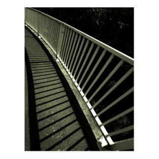 Bridge of Shadows Postcard