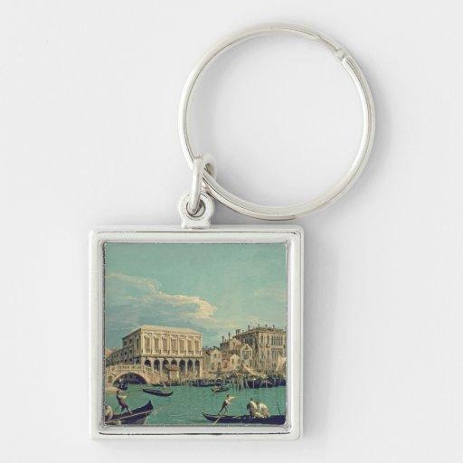 Bridge of Sighs, Venice  c.1740 Keychain