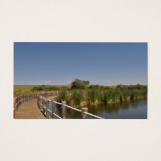 Bridge on the Lake Business Card