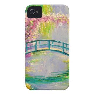 Bridge on the pond Case-Mate iPhone 4 case