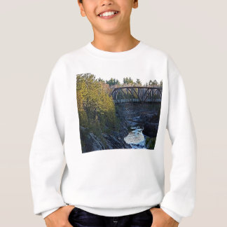 Bridge over St. Louis River Sweatshirt