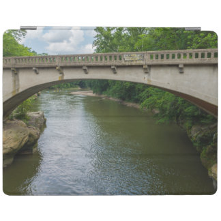 Bridge Over Sugar Creek iPad Cover