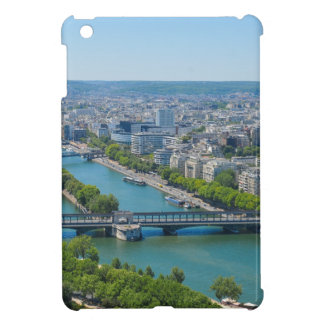 Bridge over the river Seine in Paris, France iPad Mini Cases