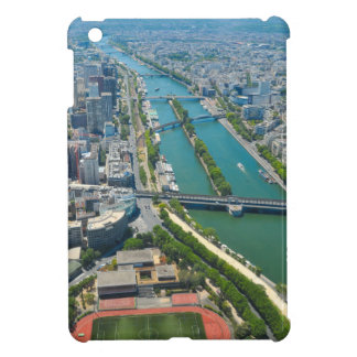 Bridge over the river Seine in Paris, France iPad Mini Cover