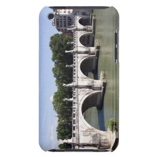 Bridge over the river Tiber Rome Italy It s Barely There iPod Cases