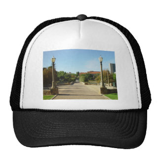 Bridge Over The Torrens To University At Adelaide Trucker Hat