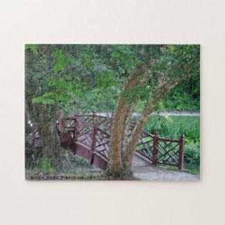 Bridge Over Water Puzzle