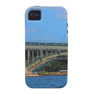 Bridge photo Boston America USA Case For The iPhone 4