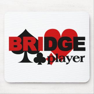 Bridge Player mousepad