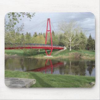 Bridge Reflections Mouse Pad