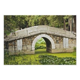 Bridge, Summer Palace, Beijing, China Art Photo