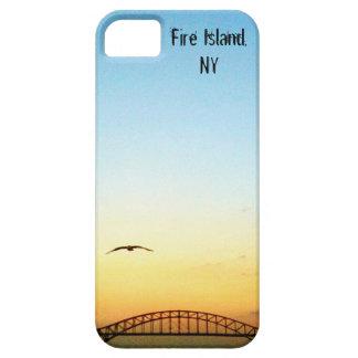 Bridge to Fire Island iPhone 5 Case