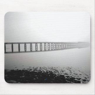 Bridge to Nowhere Mouse Pad