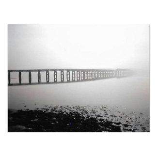 Bridge to Nowhere Postcard