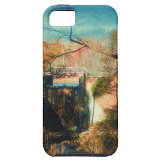 Bridge to Paradise Tough iPhone 5 Case
