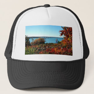 Bridge to St Joseph Island Trucker Hat